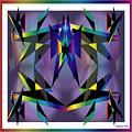 Geometrics1 by George Pasini