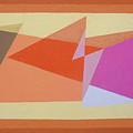 Geometry Shapes And Colors 6 by Teresa De Jesus Peres de Souza