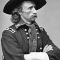 George Armstrong Custer by Thomas Pollart