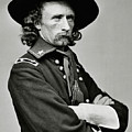 General George Armstrong Custer by Thomas Pollart