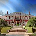 George C Greer House  by Larry Braun