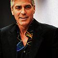 George Clooney Painting by Ericamaxine Price