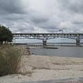 George Coleman Bridge Yorktown, Virginia by Kimberly Scott