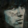 George Harrison @ Butterfly by Paul Lovering