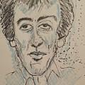 George Harrison by Geraldine Myszenski