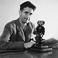 George Orwell (1903-1950) by Granger