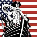 George Washington by Aloysius Patrimonio