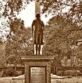 George Washington, Charleston,sc by Skip Willits