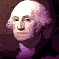 George Washington by Tray Mead