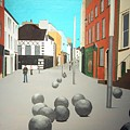 George's Street, Waterford by Tony Gunning