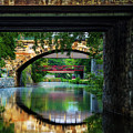 Georgetown Canal Bridges by Dave Lyons