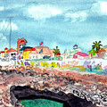 Georgetown Cayman Islands by Donna Walsh