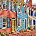 Georgetown Row House by Doug Vance
