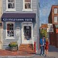 Georgetown Tee's by Roelof Rossouw