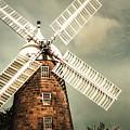Georgian Stone Windmill  by Jorgo Photography - Wall Art Gallery
