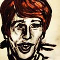 Georgie Fame Portrait by Joan-Violet Stretch