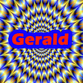 Gerald by Mitchell Watrous