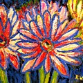 Gerberas Number Three by Rob White