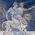 Gericault: Bacchus & Ariadne by Granger