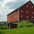 Historic German Bank Barn - Maryland by Emmy Vickers