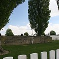 German Bunker At Tyne Cot Cemetery by Travel Pics