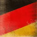 German Flag by Setsiri Silapasuwanchai