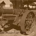 German Howitzer 1913 by David Dunham