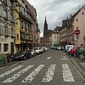 German Street by Lauren Strader