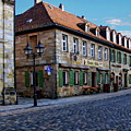 German Street Scene by Anthony Dezenzio