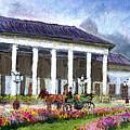 Germany Baden-baden Kurhaus Kasino by Yuriy Shevchuk