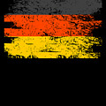 Germany Gift Country Flag Patriotic Travel Shirt Europe Light by J P