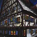 Germany Ulm Fischer Viertel Schwor-haus by Yuriy Shevchuk