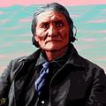 Geronimo by John Helgeson