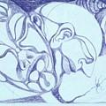 Gestation by Michelle Spiziri