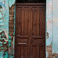 Getemala  Door 1 by Douglas Barnett