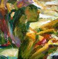 Getting Some Sun by Bob Dornberg
