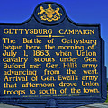 Gettysburg Campaign by George Bostian