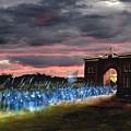 Gettysburg Evergreen by Tom Straub