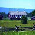 Gettysburg Farm 1 by John Feiser