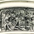 Gettysburg Monument by Eric  Schiabor