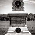 Gettysburg National Park 80th New York Infantry Militia Monument by Olivier Le Queinec