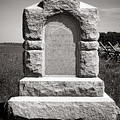 Gettysburg National Park Third West Virginia Cavalry Monument by Olivier Le Queinec