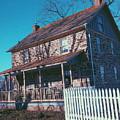 Gettysburg Series Weikert House by Paul Kercher