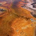 Geyser Basin Springs 6 by Tracy Knauer