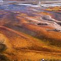 Geyser Basin Springs 7 by Tracy Knauer