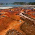 Geyser Mineral Pool by Cliff Wassmann