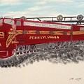 Gg1 Pennsylvania by Gary Carpenter