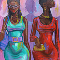 Ghana Ladies by Amakai