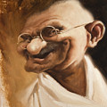 Ghandi by Court Jones