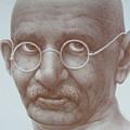 Ghandi by Gary Kaemmer